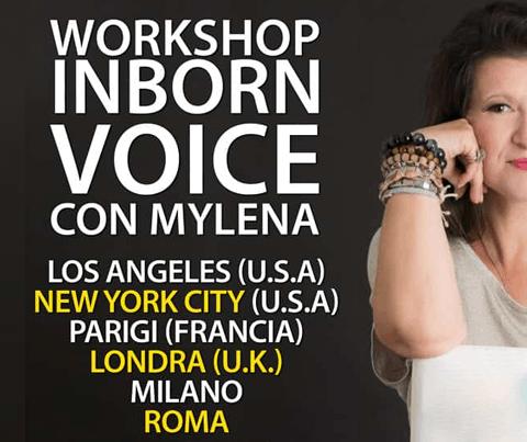 Workshop Inborn Voice con Milena Origgi